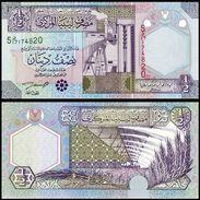 Libya 1/2 DINAR ND 2002 P 63 UNC (Libye) - Libye
