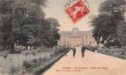 (54) Lunéville - Les Bosquets - Allée Des Fleurs - Luneville