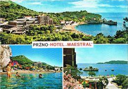 26642. Postal PRZNO (Yugoslavia) . Comercio Turistico - Yugoslavia