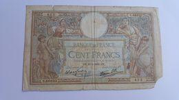 FRANCIA 100 FRANCS 1939 - 100 F 1908-1939 ''Luc Olivier Merson''