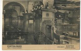 Advert Cintra Paris Bar Porto Sherry Used To Cuba 1931 - Portugal