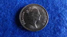 Bermudes, 10 Cents 1988 - Bermuda