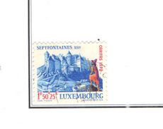 Lussemburgo SP.1970 Castelli   Scott.B277+ See Scans - Luxembourg
