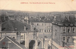 (54) Lunéville - Vue D'ensemble Prise Du Nouveau Théâtre - Luneville