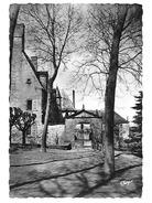 BERSAC  Château De Chambon   (recto-verso) - Autres Communes
