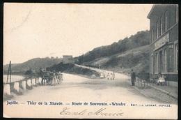 JUPILLE = THIER DE LA XHAVEE - ROUTE DESOUVERAIN WANDRE - België
