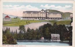 New York Lake Placid Grand View Hotel