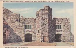 New York Lake Placid Whiteface Mountain Castle Summit Of Whitefa