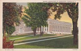 New York Ithaca Baker Laboratory Of Chemistry 1939 Curteich