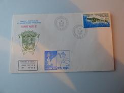 Midwinter  Terre  Adélie 1991 - Storia Postale