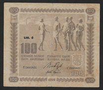 FINLANDE - 100 Mark  1922 - Finlande