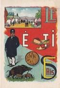 FARINE  LACTÉE  SALVY - Trade Cards