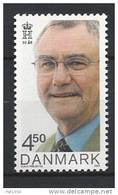 Danemark 2004 N° 1377 Neuf **prince Henrik - Danemark