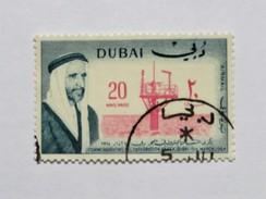 Timbre : DUBAI 20 Naye Paise - Dubai