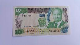 KENIA 10 KUMI 1984 - Kenia