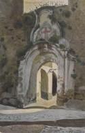Italie - Bordighera - Illustrateur Porta Sottana - Croix - Imperia