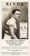 """Alfredo Binda - """" La Testa E I Garun """"- - Cyclisme"""