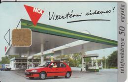 HUNGARY - MOL, 06/97, Used - Olie