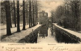 CPA `s-GRAVENHAGE Bezuidenhout NETHERLANDS (602829) - Den Haag ('s-Gravenhage)