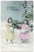 PRETTY CHILDREN : A HAPPY CHRISTMAS - Christmas