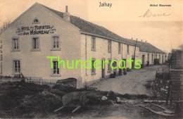 CPA  JALHAY HOTEL MOUREAU HOTEL DES TOURISTES - Jalhay