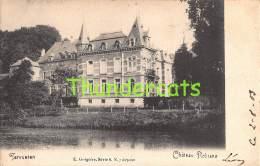 CPA  TERVUEREN CHATEAU ROBIANO - Tervuren