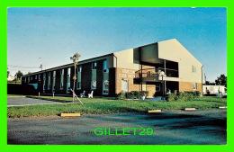 ST-VALLIER, QUÉBEC - PAVILLON CURÉ NICOLE (HLM) - CIRCULÉE EN 1986 - STUDIO GOSSELIN - - Quebec