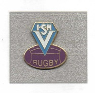 Pin's  Sport  Rugby  I.S.M.V - Rugby