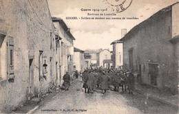 (54) Serres - Soldats Se Rendant Aux Travaux De Tranchées - Guerre 1914 1918 - Militaire Militaria - Autres Communes