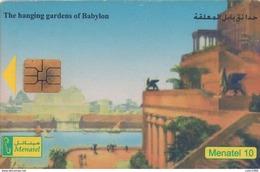 TARJETA TELEFONICA DE EGIPTO (CHIP) (435) - Egipto