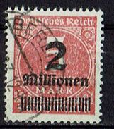 DR 1923 // Michel 312 A O (12.994) - Germany
