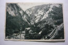 Serbia, Stalac, Dresina, Railway Carriage, Eisenbahnwagen, Us 1933 - Trenes