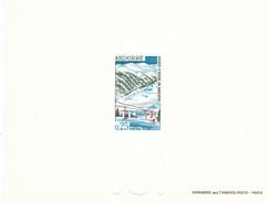Andorra Francesa Nº 175 Al 176 En Pruebas - Unused Stamps
