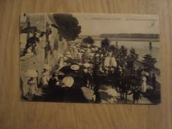 CPA POUILLY-SUR-LOIRE 58 LA FETE DE LA FANAISON - Pouilly Sur Loire