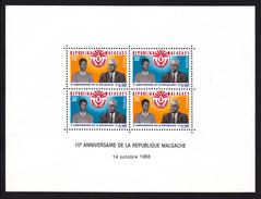 MADAGASCAR BLOC N°    5 ** MNH Neuf Sans Charnière, TB  (CLR032) - Madagascar (1960-...)