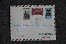 Lettre De MADAGASCAR ( TAMATAVE) Vers FRANCE - Madagascar (1960-...)