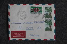 Lettre De MADAGASCAR ( TANANARIVE) Vers FRANCE - Madagascar (1960-...)