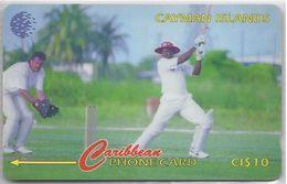 CAYMAN ISLANDS - RICHIE RICHARDSON - 57CCIA - Cayman Islands
