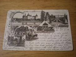 Grufs Aus  Moritzurg, 1902, Timbre (P3) - Autres