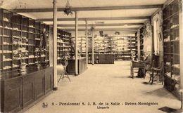 Pensionnat S.J.B. De La Salle Reims-Momignies  -  Lingerie - Reims