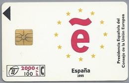 ES.- Telefonica De Espana. CabiTel. Espana 1995. 2 Scans - Spanje