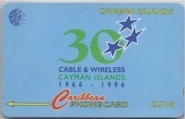 CAYMAN ISLANDS - 30 YEARS - 94CCIC - Cayman Islands