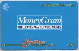 CAYMAN ISLANDS - MONEYGRAM - 116CCIB - Cayman Islands
