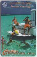 CAYMAN ISLANDS - SEASON'S GREETINGS - 116CCIA - Cayman Islands