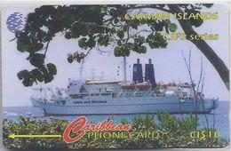 CAYMAN ISLANDS - JAMAICA FIBRE SYSTEM - 131CCIA - Cayman Islands