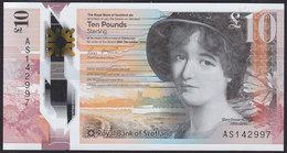 Scotland 10 Pound 2017 Pnew UNC  Royal Bank Of Scotland - [ 3] Scotland