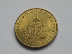 Médaille De La Monnaie De Paris - BASILIQUE DU SCRE COEUR - MONTMARTRE - 2004 B    **** EN ACHAT IMMEDIAT  **** - Monnaie De Paris