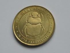 Médaille De La Monnaie De Paris - MICROPOLIS - LA CITE DES INSECTES - 2000    **** EN ACHAT IMMEDIAT  **** - 2000