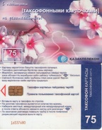 TARJETA TELEFONICA DE KAZAJSTAN (535) - Kazakhstan
