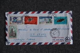 Lettre De MADAGASCAR Vers RFA - Madagascar (1960-...)